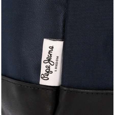 "Mochila portaordenador 15"" adaptable mediano Pepe Jeans Lambert"