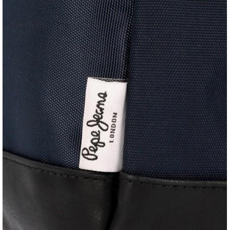 "Mochila portaordenador 15"" adaptable grande Pepe Jeans Lambert"