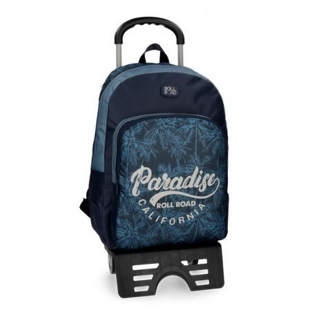 Mochila reforzada con carro Roll Road Palm