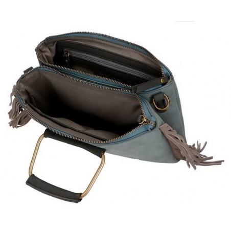 Bolso de mano 2 compartimentos Pepe Jeans Fringe