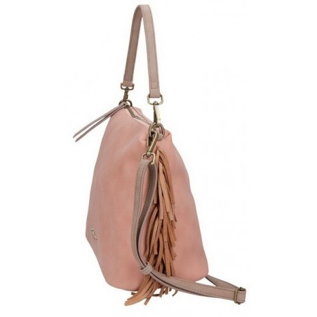 Bolso mediano Pepe Jeans Fringe
