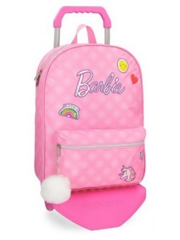 Mochila con carro Barbie Fashion