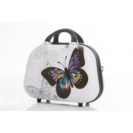 Neceser duro Mariposas
