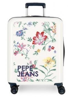 Maleta cabina Pepe Jeans Leven Flowers
