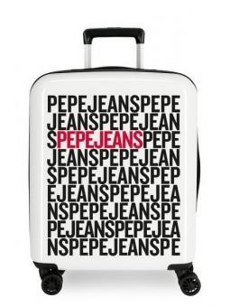 Maleta cabina Pepe Jeans Leven Black