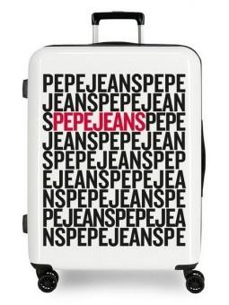 Maleta mediana Pepe Jeans Leven Black