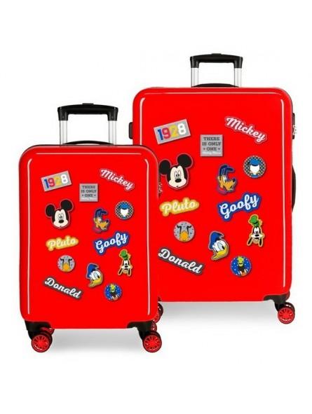 Juego de maletas Disney Have a good day Mickey Icon