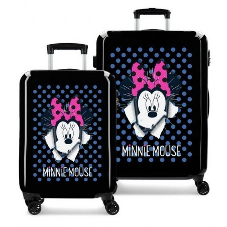 Juego de maletas Disney Minnie Sunny Day