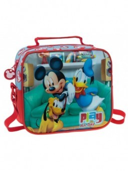 Neceser Mickey Play Bandolera
