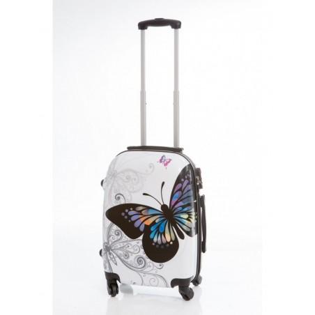 Juego de maletas Mariposas