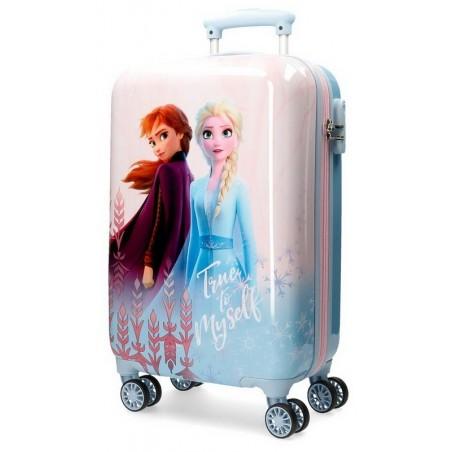 Maleta cabina Disney True to Myself Frozen