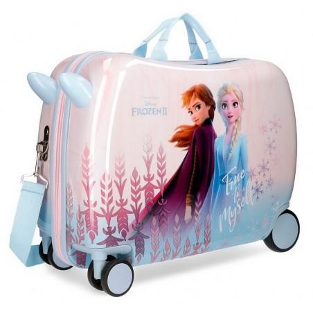 Maleta correpasillos Disney True to Myself Frozen