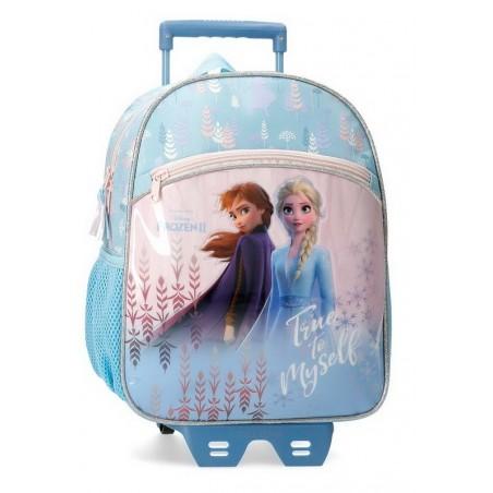 Mochila mediana adaptable Disney True to Myself Frozen
