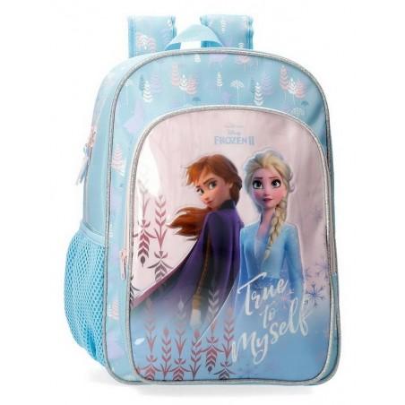 Mochila grande adaptable Disney True to Myself Frozen