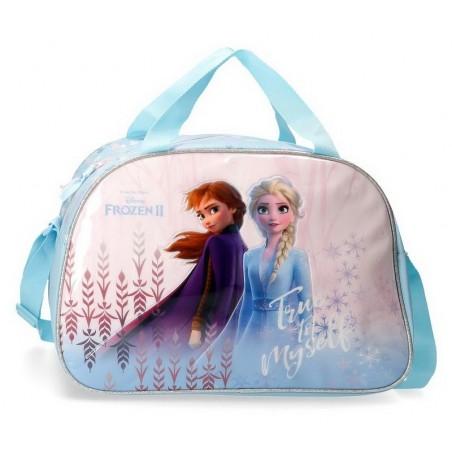 Bolso de viaje Disney True to Myself Frozen