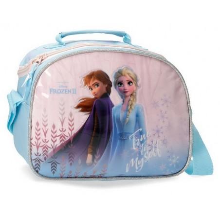 Neceser bandolera Disney True to Myself Frozen