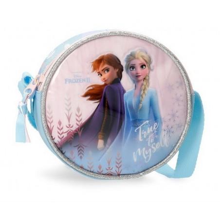 Bolso redondo Disney True to Myself Frozen
