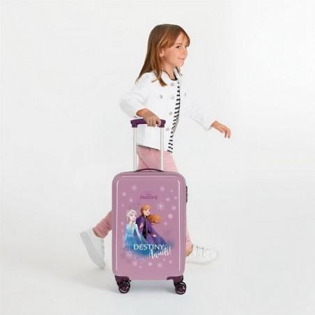 Juego de maletas Frozen Destiny awaits