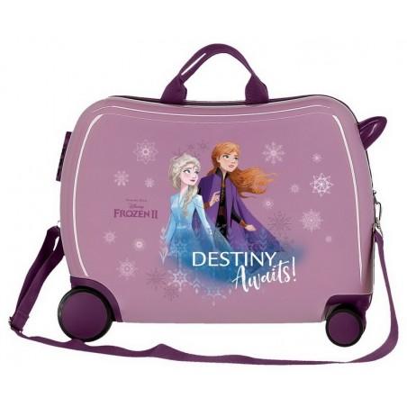 Maleta correpasillos Frozen Destiny Awaits