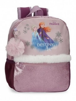 Mochila mediana adaptable Frozen Destiny Awaits