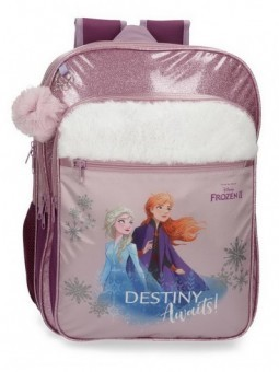 Mochila doble Frozen Destiny Awaits