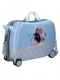 Maleta correpasillos Disney Spirits of Nature Frozen 2 azul