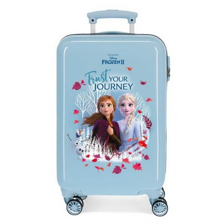 Maleta cabina Frozen Trust your journey