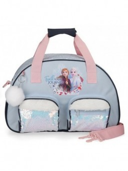 Bolso de viaje Frozen Trust your journey