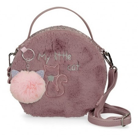 Bolso redondo Enso My little cat
