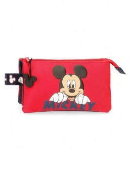 Estuche neceser Disney Mickey Happy Mickey