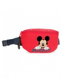 Riñonera Disney Happy Mickey