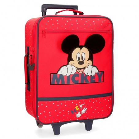 Maleta cabina Disney Happy Mickey