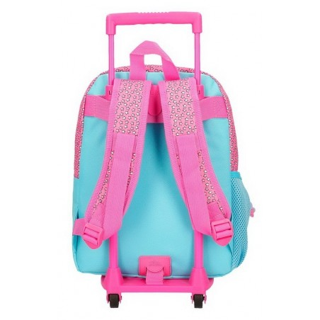 Mochila mediana con carro Minnie Pink Vibes