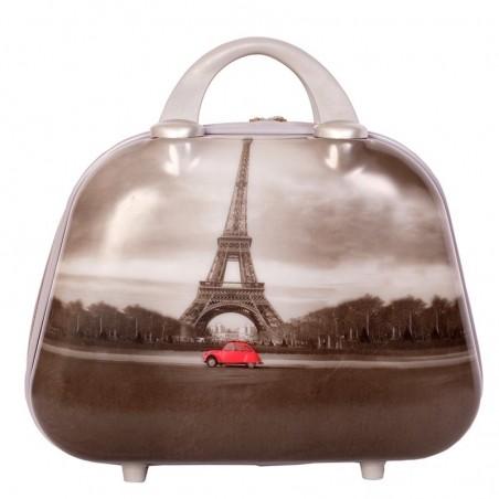 Set maleta New Paris mediana y neceser