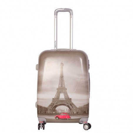 Juego de dos maletas y neceser new paris