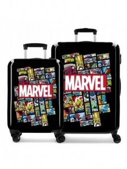 Juego de maletas Marvel Comic