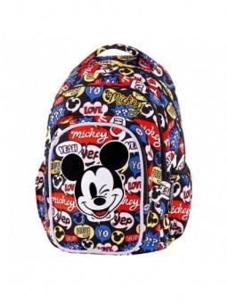 Mochila grande + MP3 Disney Mickey