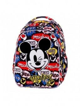 Mochila pequeña + MP3 Disney Mickey