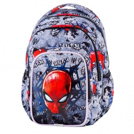 Mochila grande + MP3 Spiderman