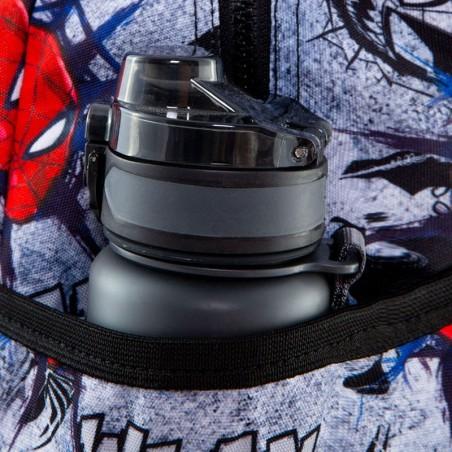Mochila pequeña + MP3 Spiderman