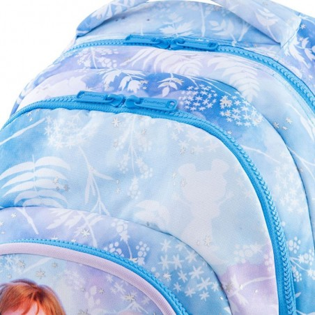 Mochila grande + MP3 Disney Frozen II