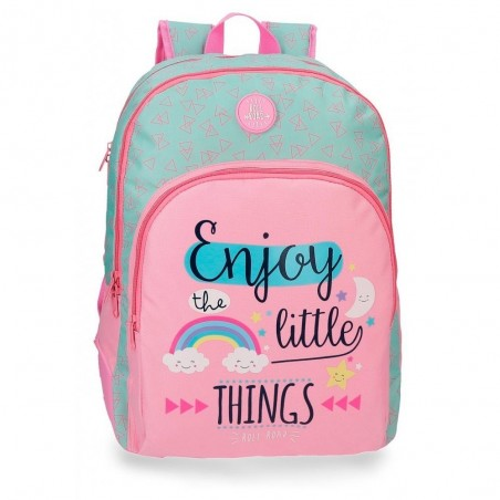 Mochila grande doble Roll Road Little Things
