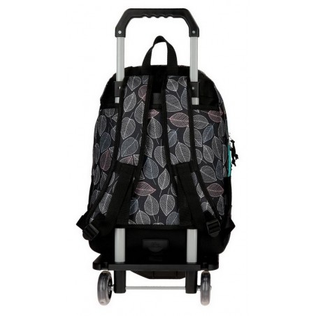 Mochila doble con carro Movom Leaves