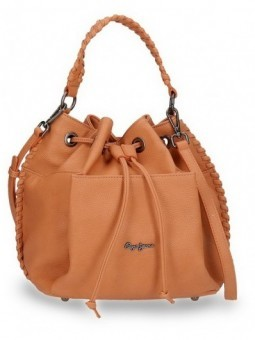 Bolso mediano Pepe Jeans Braid