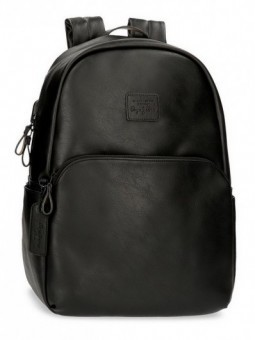 Mochila adaptable Pepe Jeans Vegan