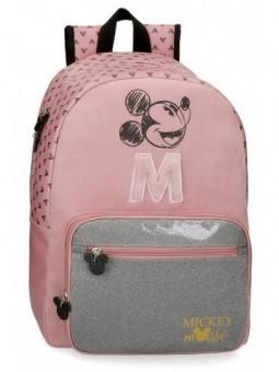 Mochila grande Disney Mickey The Blogger