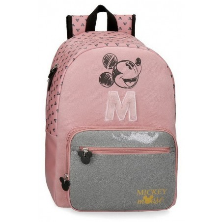 Mochila grande Disney Mickey The Blogger