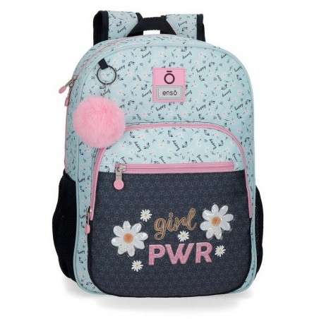 Mochila mediana adaptable Enso Girl Power