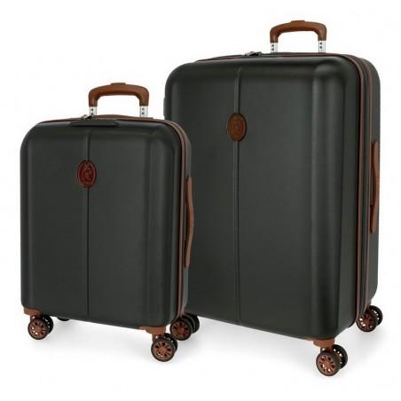 Juego de maletas El Potro New Ocuri expandible