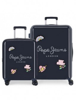 Juego de maletas Pepe Jeans Emi